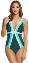 Miraclesuit Spectra Trilogy One Piece Swimsuit 8150931