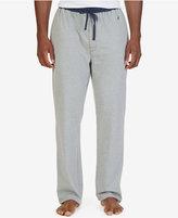 Nautica Men's Big and Tall Colorblocked Pajama Pants