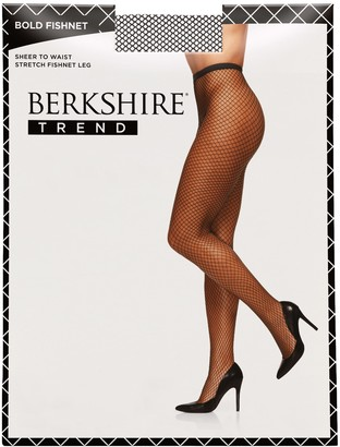 Berkshire Women's Trend Bold Fishnet Pantyhose