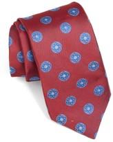 Ted Baker Men's Medallion Woven Silk Tie