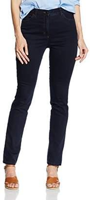 Brax Women's 10-6220 Ina Fame (Super Slim) Skinny Jeans, Blue (Dark Blue 22), W31/L32 (Manufacturer Size: 40)