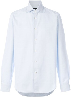 Dell'oglio Curved Hem Shirt