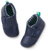 """Osh Kosh Carter's Every Step Stage 2 Shoe [div class=""""add-to-hearting"""" ] [input type=""""checkbox"""" name=""""hearting"""" id=""""888737042438-pdp"""" data-product-id=""""V_CWS15-S14202NPL"""" data-color=""""Color"""" data-unhearting-href=""""/on/demandware.store/Sites-Carters-Site/default/Hearting-UnHeartProduct?pid=888737042438"""" data-hearting-href=""""/on/demandware.store/Sites-Carters-Site/default/Hearting-HeartProduct?pid=888737042438&page=pdp"""" /] [label for=""""888737042438-pdp""""][/label] [/div]"""