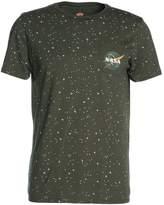 Alpha Industries Starry Print Tshirt Dark Green