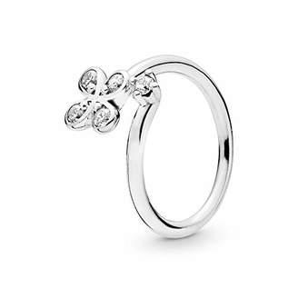 Pandora Women Silver Eternity Ring 197988CZ-50