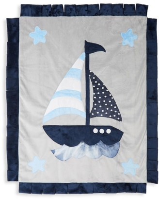 Boogie Baby Sail Away Blanket