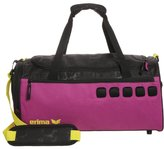 Erima Sports Bag Magenta/schwarz