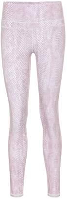 Varley Biona 3/4 printed leggings
