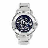 ROCAWEAR Rocawear Womens Silver Tone Bracelet Watch-Rl11708s1-064