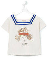 Bobo Choses John T-shirt - kids - Organic Cotton - 9 yrs