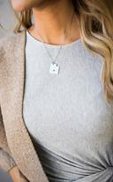 Ily Couture State Necklace - SILVER