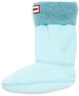 Hunter Girls' Glitter Boot Socks - Sizes XS-XL