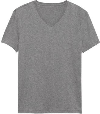 Banana Republic Tech Cotton V-Neck T-Shirt