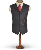 Ralph Lauren Wool Notched-lapel Vest