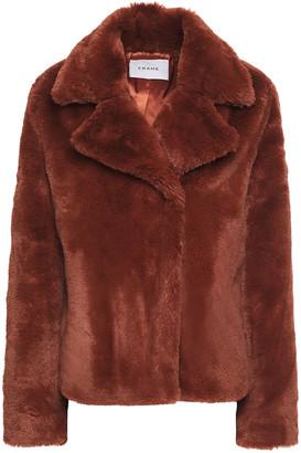 Frame Faux Fur Jacket