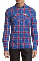 Superdry Slim-Line Tonal Check Shirt