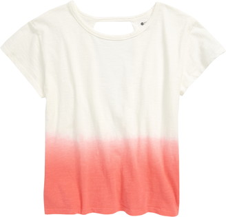 Zella Moving Mountains Dip Dye T-Shirt