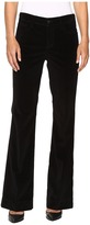 NYDJ Teresa Modern Trousers in Black