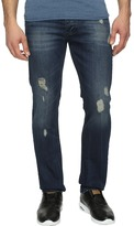 Calvin Klein Jeans Slim Fit Jeans in Abbott Kinney Destructed Wash Men's Jeans