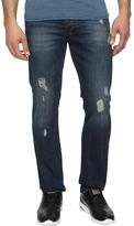 Calvin Klein Jeans Slim Fit Jeans in Abbott Kinney Destructed Wash