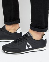 Le Coq Sportif Racerone Trainers In Black 1710783