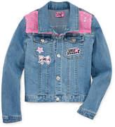 Jo-Jo JOJO Jojo Siwa Girls Denim Jacket