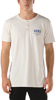 Vans Graphic Henley T-Shirt