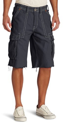 True Religion Men's Cargo-Issac Pant