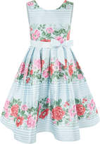 Monsoon Francoise Stripe Dress
