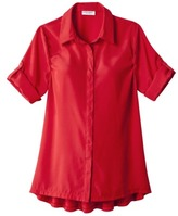 Liz Lange for Target® Maternity Button-Down Shirt - Assorted Colors