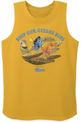 Disney Finding Nemo Sleeveless T-Shirt for Girls Earth Day