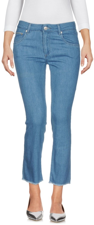 Care Label Denim pants - Item 42665173CN