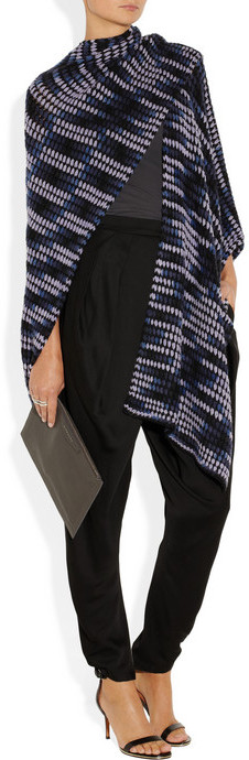 Missoni Knitted wrap