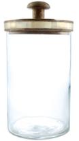 Thirstystone Medium Glass Jar with Wood Lid