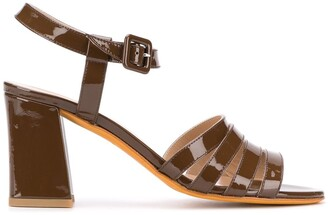 Maryam Nassir Zadeh block heel sandals