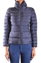 Peuterey Women's Blue Polyester Down Jacket.