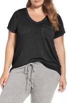Make + Model Plus Size Women's 'Gotta Have It' V-Neck Tee