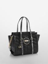 Calvin Klein Gemma Studio Satchel Crossbody Bag