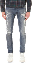 Diesel Tepphar 0856X slim carrot-fit skinny jeans