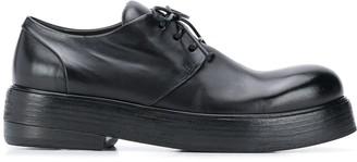 Marsèll Lace-Up Flat Shoes