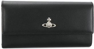 Vivienne Westwood Press Stud Wallet