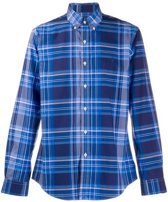 Polo Ralph Lauren plaid long sleeve shirt