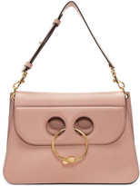 J.W.Anderson Pink Medium Pierce Bag