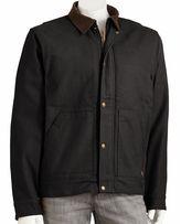 Dickies Men's Sanded Duck Sherpa Land Jacket
