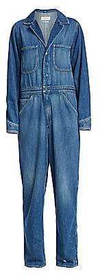 Rag & Bone Women's Denim Boiler Suit