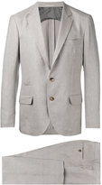 Brunello Cucinelli formal two-piece suit - men - Silk/Linen/Flax/Cupro/Wool - 50