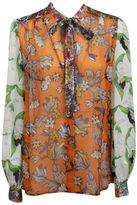 Tory Burch Multi Print Shirt