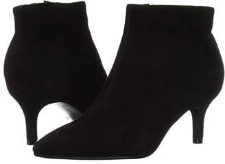Aerosoles Epigram (Black Suede) Women's Shoes