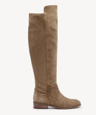 Sole Society Women's Calypso Tall Boots Honey Size 5 Suede From