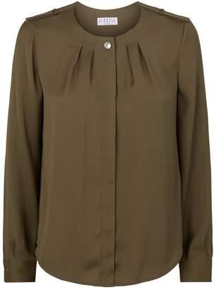 Claudie Pierlot Button-Up Blouse